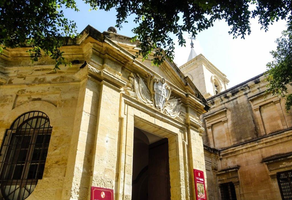 Valetta Kathedraal
