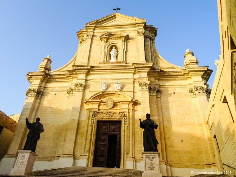 kathedraal Gozo