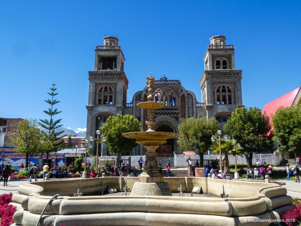 Cathedral huaraz